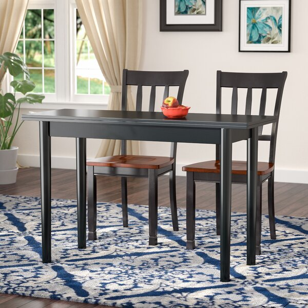 Parkison Flip Top Extendable Dining Table by Andover Mills