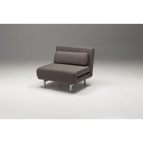 Philipston Swivel Convertible Chair By Orren Ellis