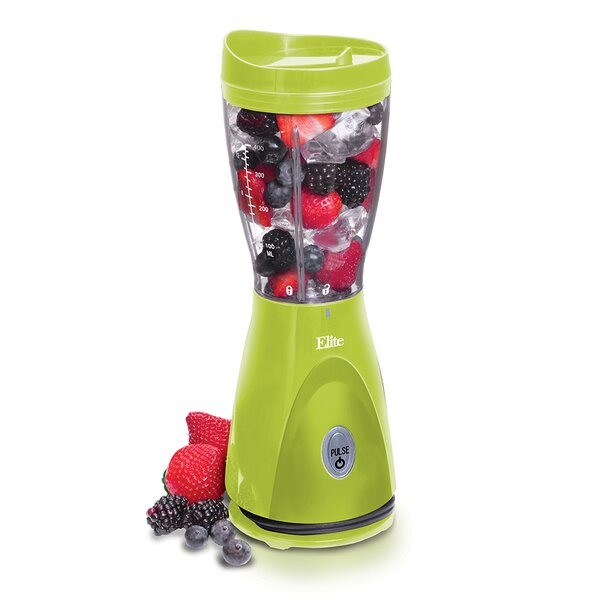 Cuisine 14 oz. Personal Drink Blender by Elite by Maxi-Matic