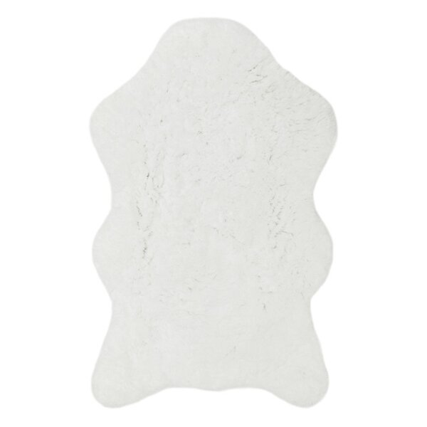 Shear Softness White Rug by Birch Lane Kids™