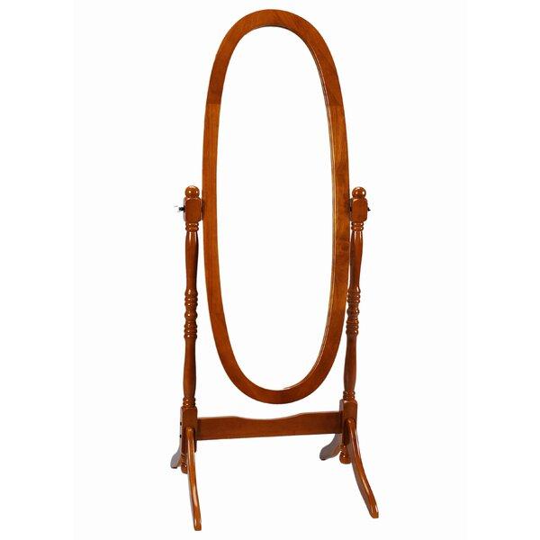 Freestanding Cheval Mirror by Astoria Grand