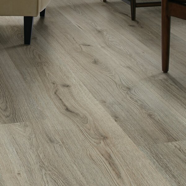 Sandscapes 8 x 54 x 6mm Laminate Flooring in Storm Cloud by Shaw Floors