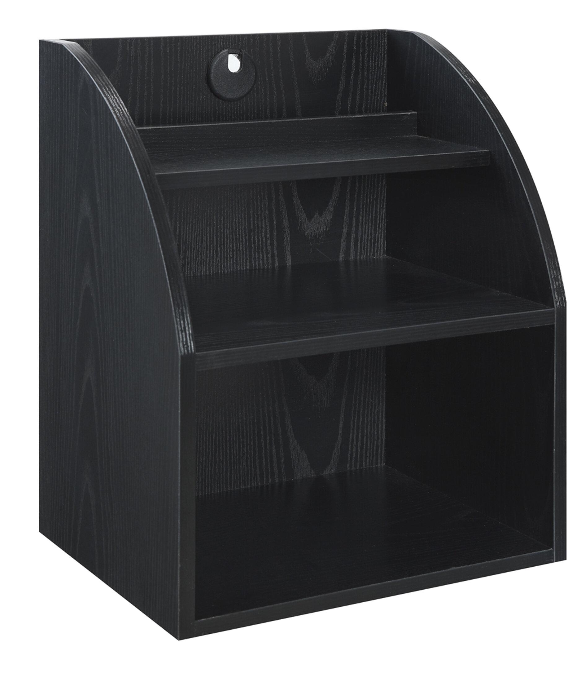 wooden diy shelf desk easy organizer pin make it