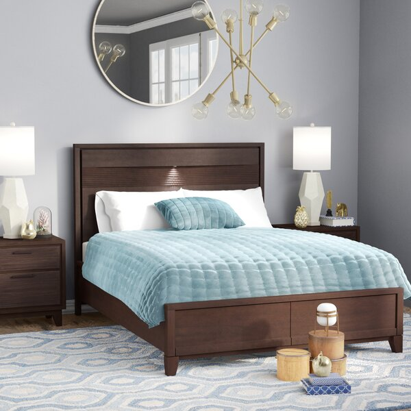Cornwall Panel Bed by Langley Street