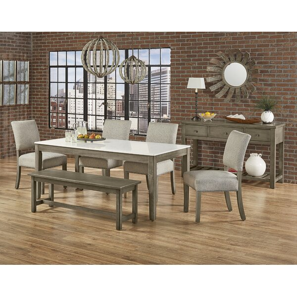 Rader 6 Piece Dining Set by Gracie Oaks