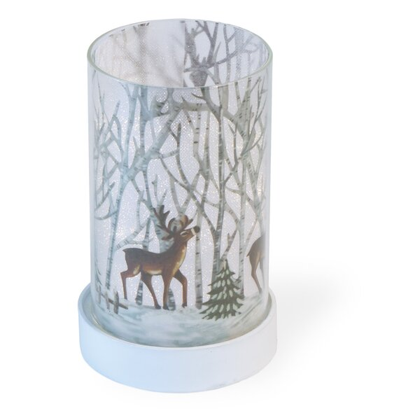 Deer in the Forest LED Light by The Holiday Aisle