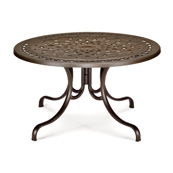 Cast 56 Round Deluxe Dining Table by Telescope Casual