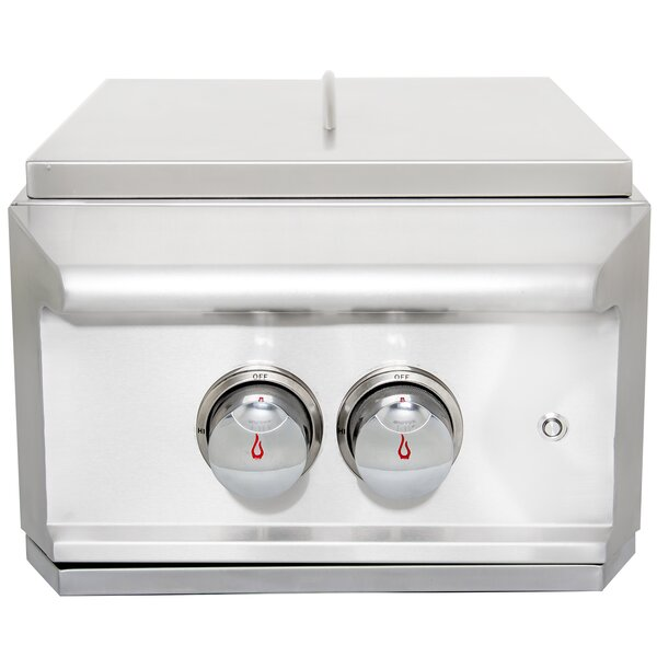 Professional Natural Gas Power Burner by Blaze Grills