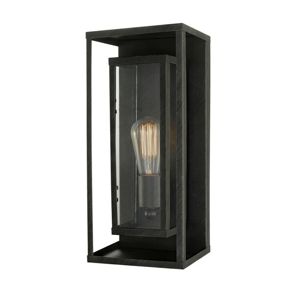 Cowhill LED Outdoor Sconce by 17 Stories