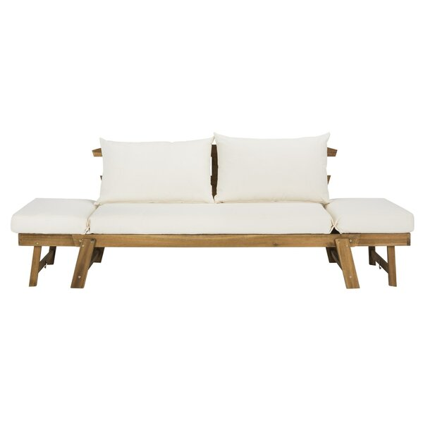 Gottberg Daybed with Cushion by Darby Home Co