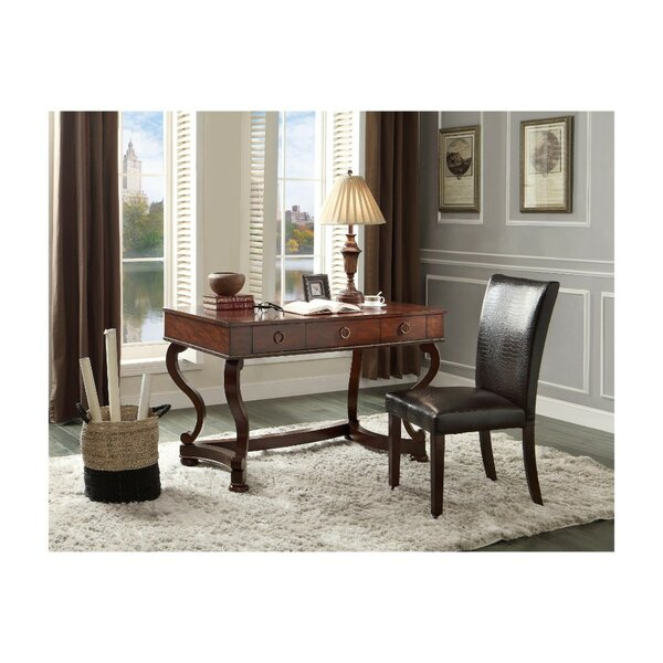 Donahoe Writing Desk and Chair Set by Astoria Grand