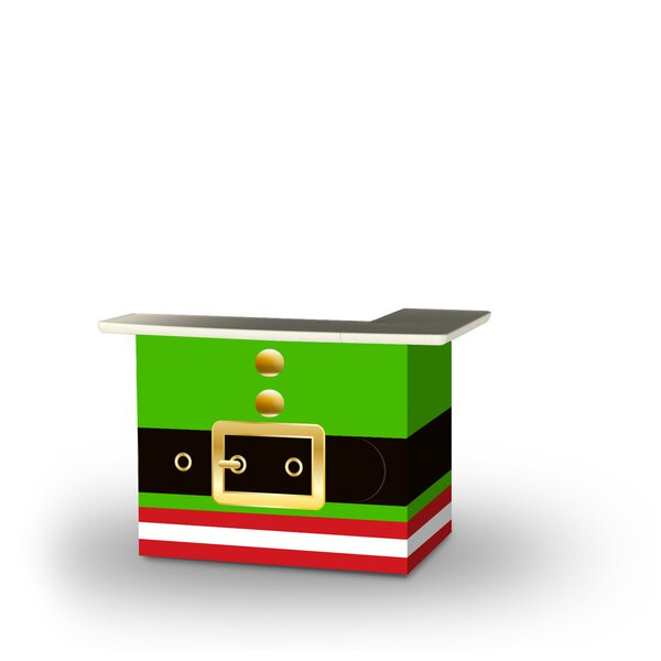 Alleghany Christmas Elf Home Bar by East Urban Home