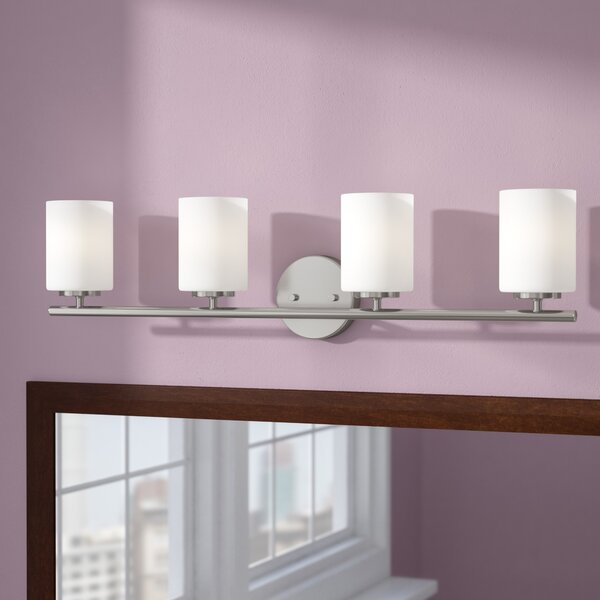 Knouse 4-Light Vanity Light by Zipcode Design
