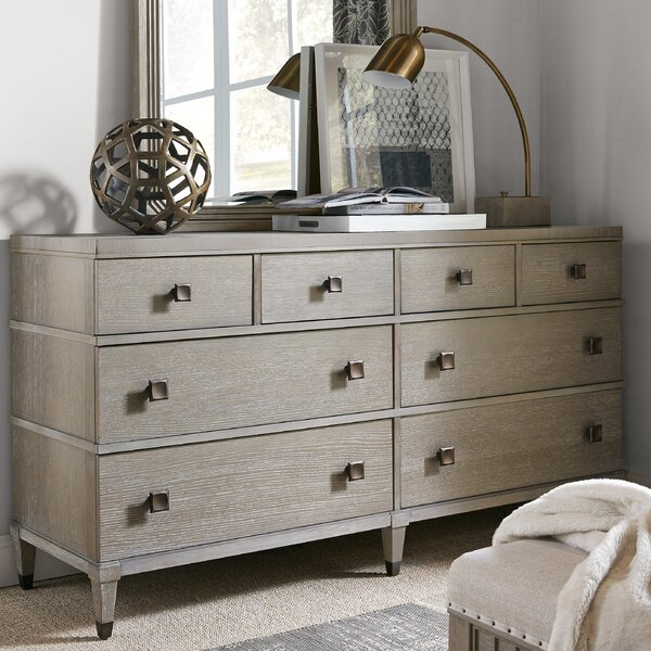 Payton 8 Drawer Double Dresser by Laurel Foundry M