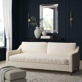 Ellar 84 Recessed Arm Sofa by Greyleigh™