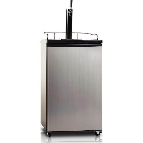 Single Tap Full Size Beer Dispenser by Midea Electric