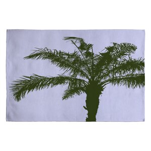 Deb Haugen Olive Palm Novelty Rug