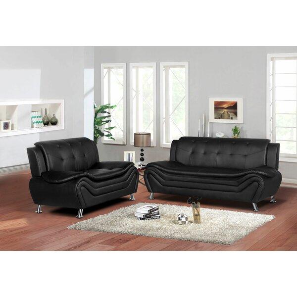 Corr 2 Piece Living Room Set by Orren Ellis
