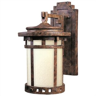 Great choice Essonne Outdoor Wall Lantern - Energy Star By Loon Peak