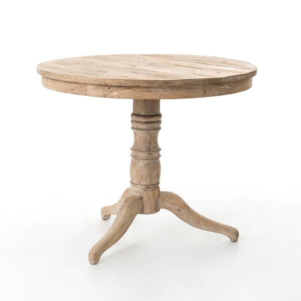 Occasional Solid Wood Dining Table by dCOR design dCOR design