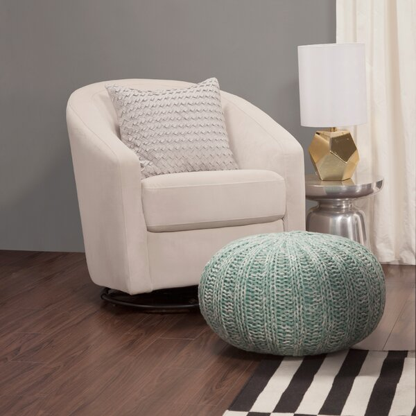 Madison Swivel Glider by babyletto