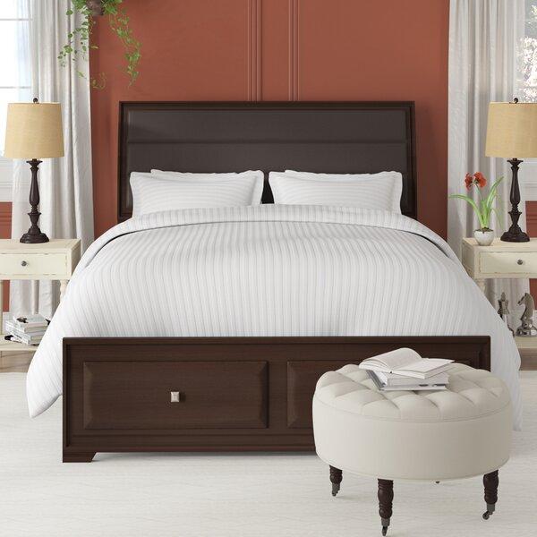 Wasserhund Upholstered Storage Platform Bed by Darby Home Co