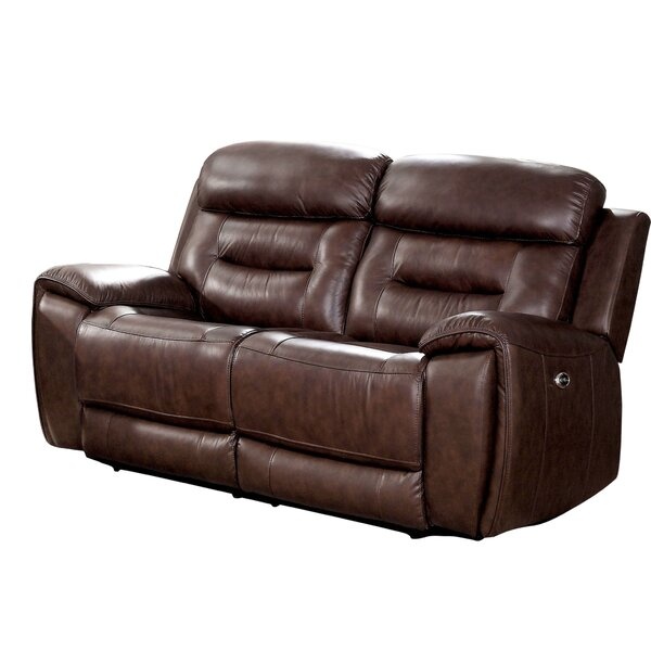 Eatmon Reclining Loveseat By Winston Porter