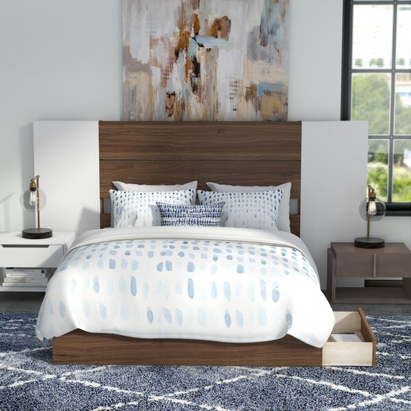 Mckamey Platform 2 Piece Bedroom Set by Ivy Bronx