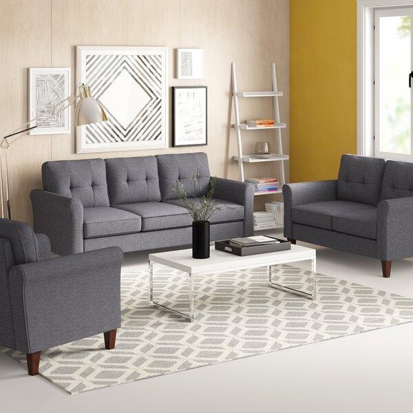 #2 Peru 3 Piece Living Room Set By Zipcode Design Wonderful