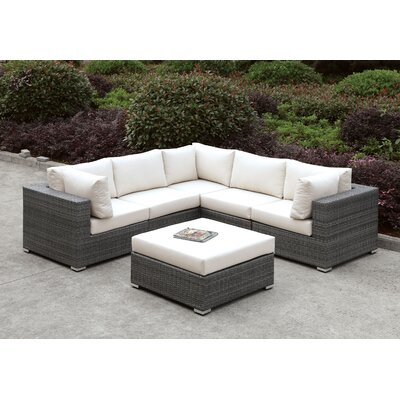 Brayden Studio Sectional Collection Cushions Sofas
