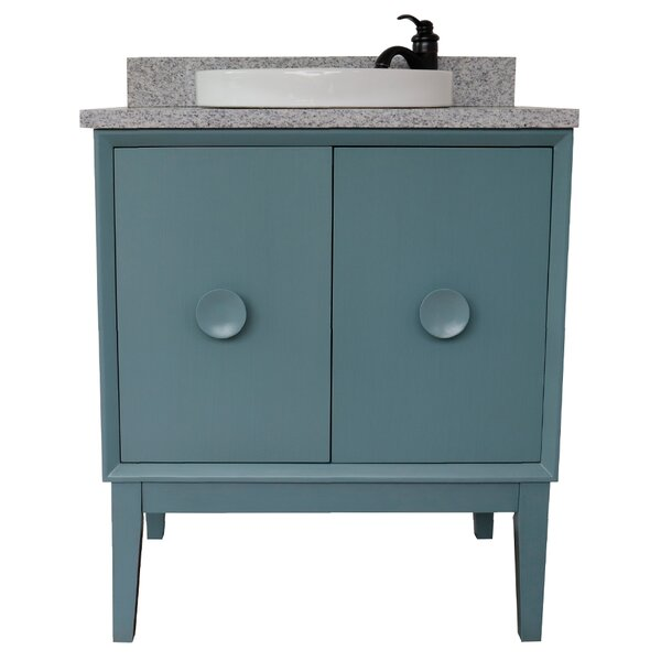 Wilhite 31 Single Bathroom Vanity Set by Bloomsbury Market