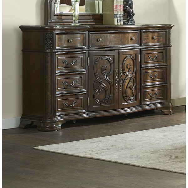 Valerian 9 Drawer Combo Dresser by Astoria Grand