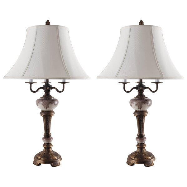 Sixten 31 Table Lamp (Set of 2) by Milton Green Star