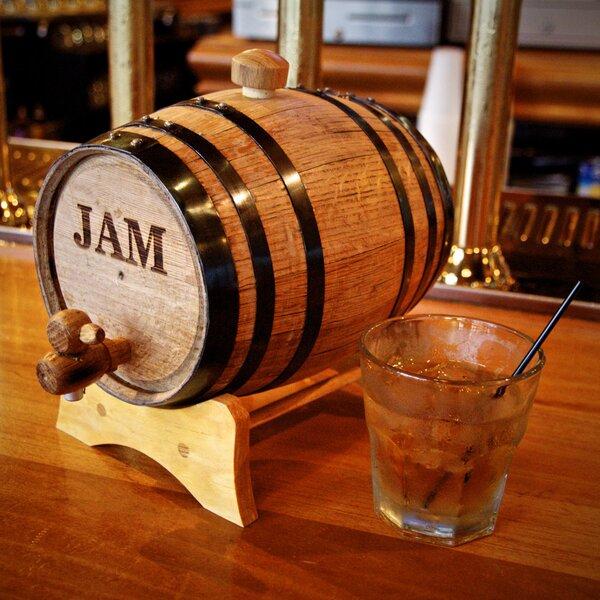 2 Liter Beverage Dispenser by Bluegrass Barrels