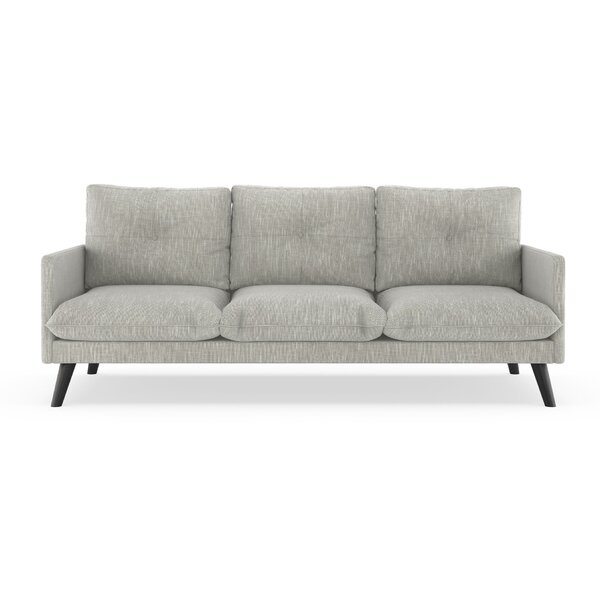 Cowger Twilled Weave Sofa by Corrigan Studio