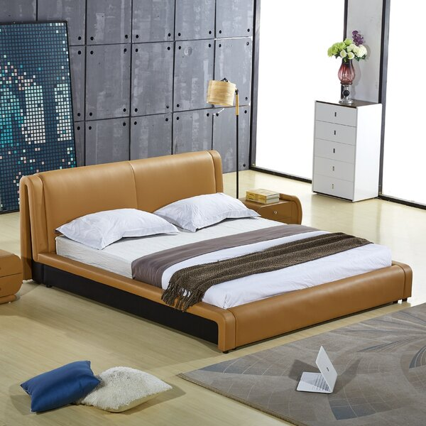 Ladonna Upholstered Platform Bed by Orren Ellis