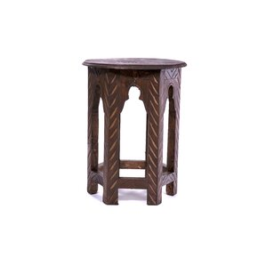 Moroccan End Table by Casablanca Market