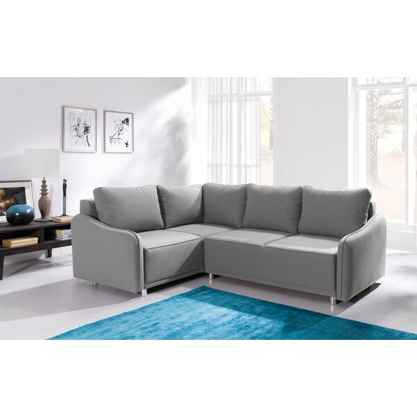 Coria Sleeper Sectional by Orren Ellis