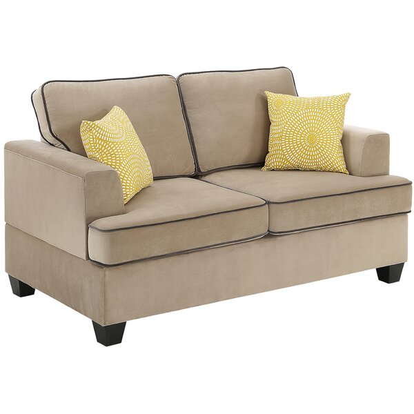 Guglielmo Loveseat by Charlton Home