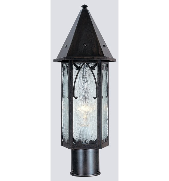 Saint George 1-Light Lantern Head by Arroyo Craftsman