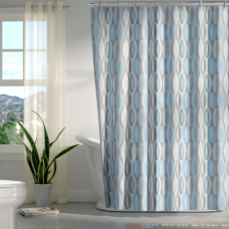 Buxton Boutique Shower Curtain Set