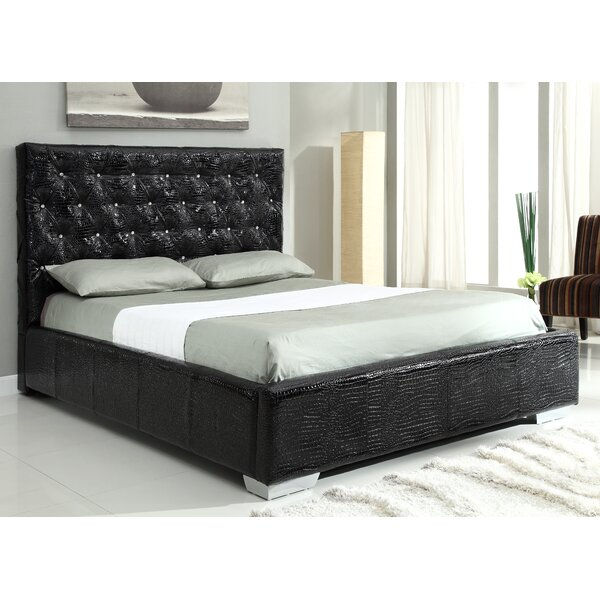 Attie Upholstered Storage Platform Bed by House of Hampton