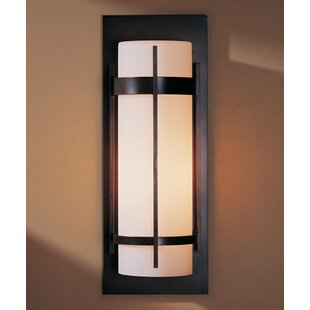 Read Reviews Banded Outdoor Flush Mount By Hubbardton Forge
