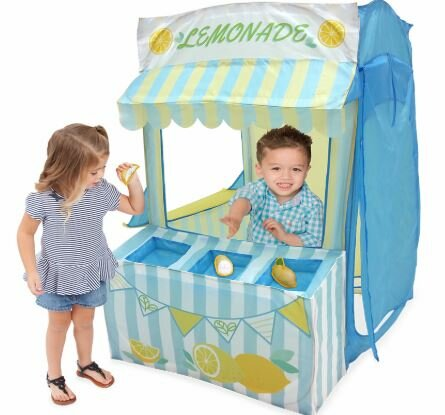 City Lemonade Shop Pop-Up Play Tent by Playhut