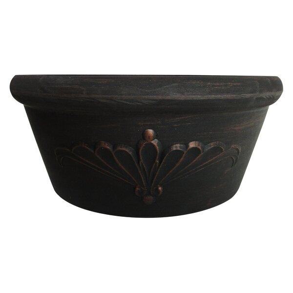 Berkley Fiber Clay Pot Planter by Griffith Creek Designs