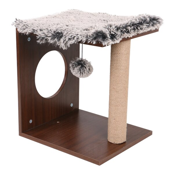 17 One Level Cat Tree by One Source International