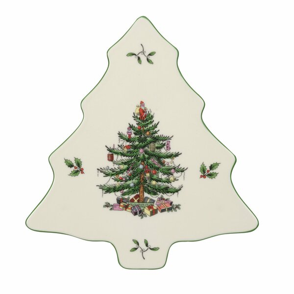 Christmas Tree Coaster by Spode