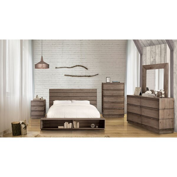 Pisani Panel Configurable Bedroom Set by Union Rustic