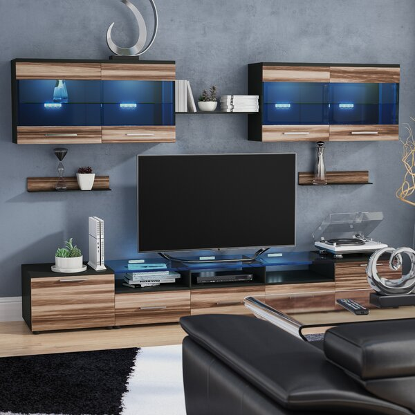 Cerie Floating Entertainment Center For TVs Up To 88