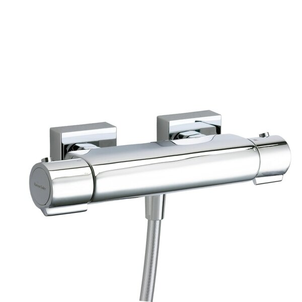 Arola Double Handle Round Bath Shower Mixer by Roman Soler by Nameeks